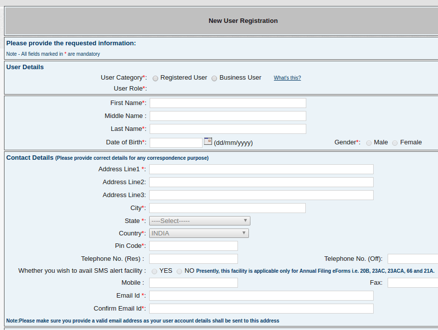 Ministry Of Corporate Affairs - MCA Services - Chromium_002